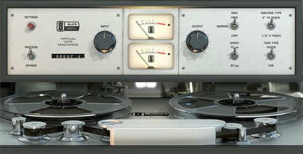 SLATE DIGITAL VIRTUAL TAPE MACHINE (VTM)(簡易パッケージ版)
