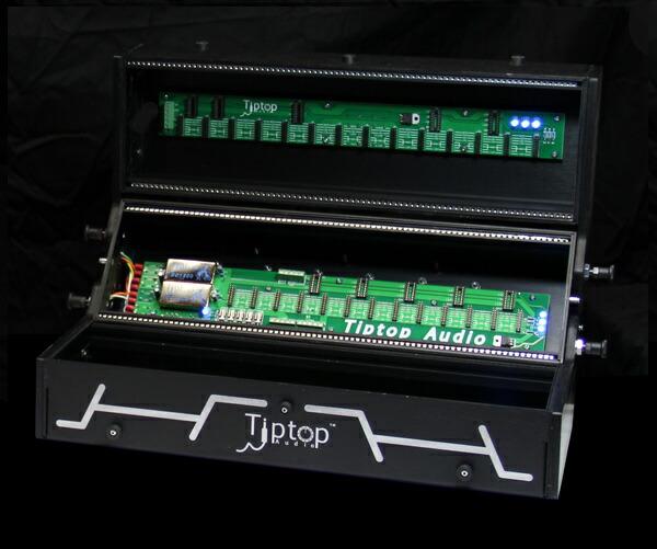 【オンラインショップ】 Tiptop 252 Tiptop audio Station 252 Station Black Widow, WATER:298706a2 --- canoncity.azurewebsites.net