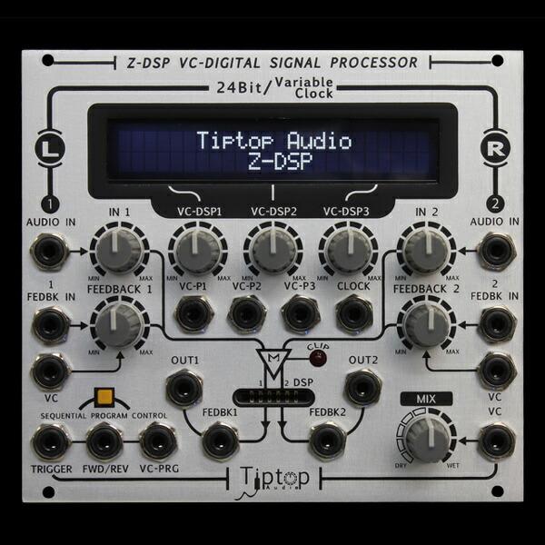 正規店仕入れの Tiptop audio Tiptop VC-Digital Z-DSP VC-Digital Z-DSP Signal Processor, ビィネットショップ:cf23a9ca --- canoncity.azurewebsites.net