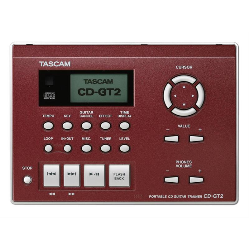 TASCAM CD-GT2【ギター用CDトレーナー】