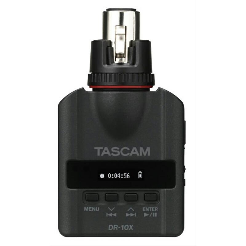 TASCAM/DR-10X