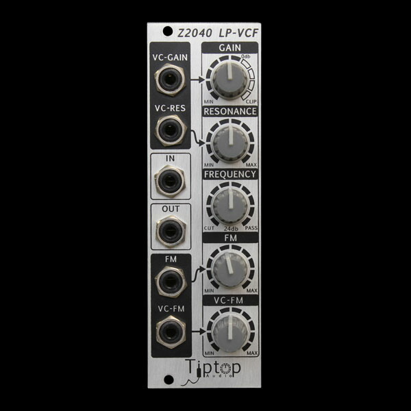 Tiptop Audio Z2040 4-Pole VCF
