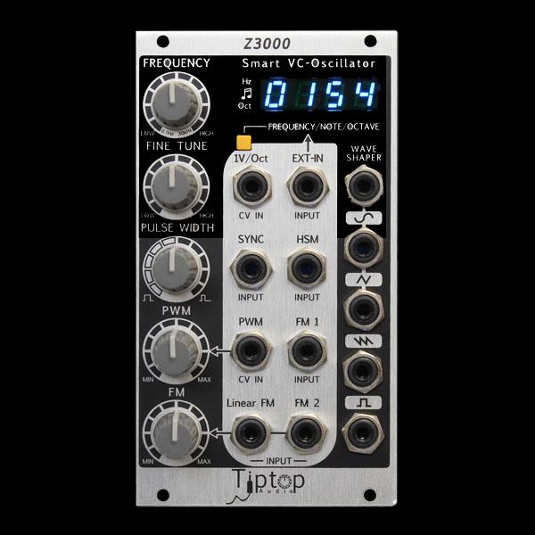 Tiptop Audio Z3000 Smart VCO MKII