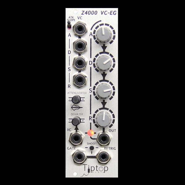 Tiptop Audio Z4000 VC Envelope Generator