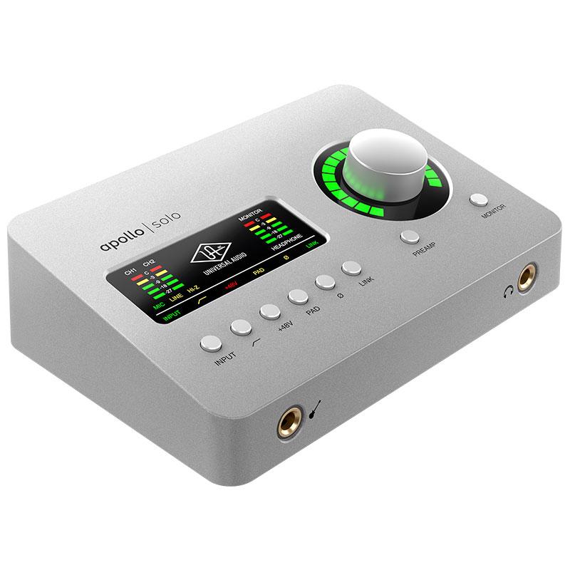 <title>アポロソロ USB3 USB-C ユニゾン Universal Audio Apollo Solo USB Win専用 あす楽対応 土 日 祝 発送対応 実物</title>