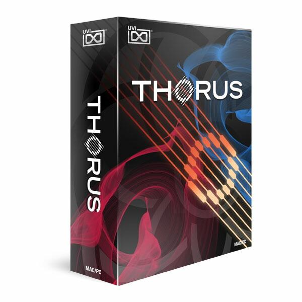 UVI Thorus (オンライン納品専用) ※代金引換はご利用頂けません。【送料無料】