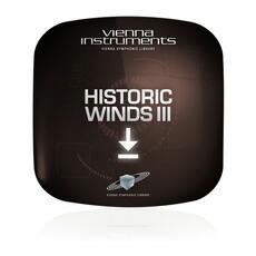 Vienna VIENNA HISTORIC WINDS 3【簡易パッケージ販売】