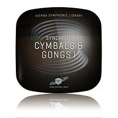 Vienna SYNCHRON CYMBALS & GONGS I【簡易パッケージ販売】
