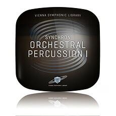 最新鋭スタジオ 並行輸入品 シンクロンステージ のオーケストラ打楽器音源 再再販 Vienna SYNCHRON I 簡易パッケージ販売 ORCHESTRAL PERCUSSION