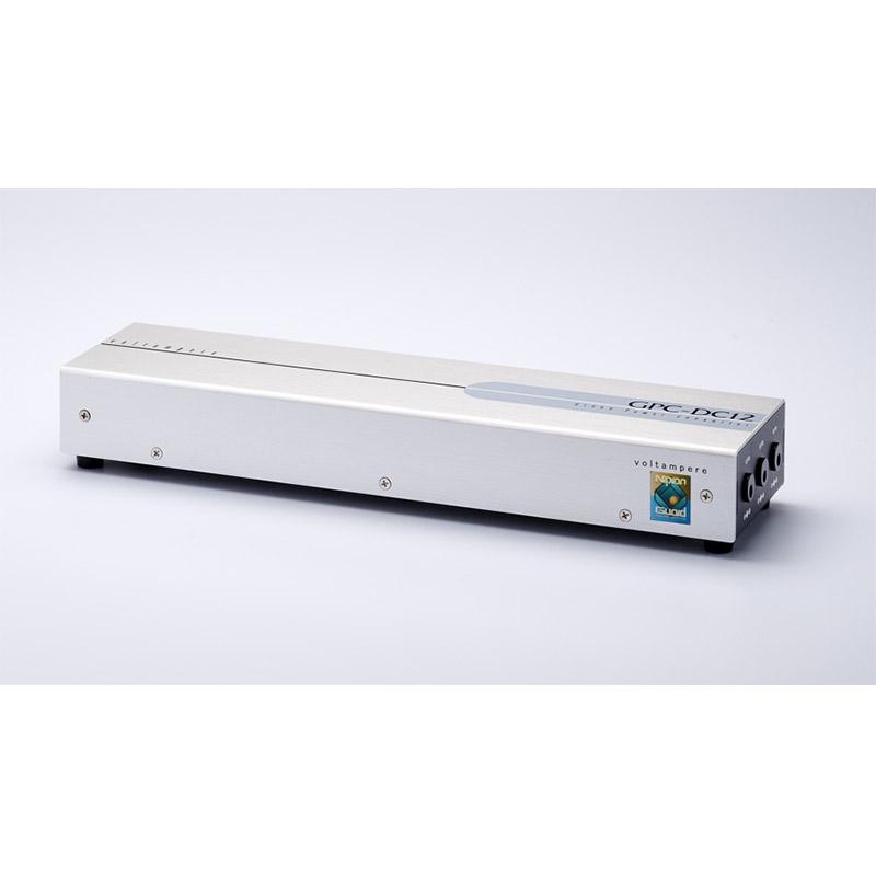 voltampere GPC-DC12(出力DC12V 高性能ACアダプター)※AC入力電源ケーブルは、附属しておりません
