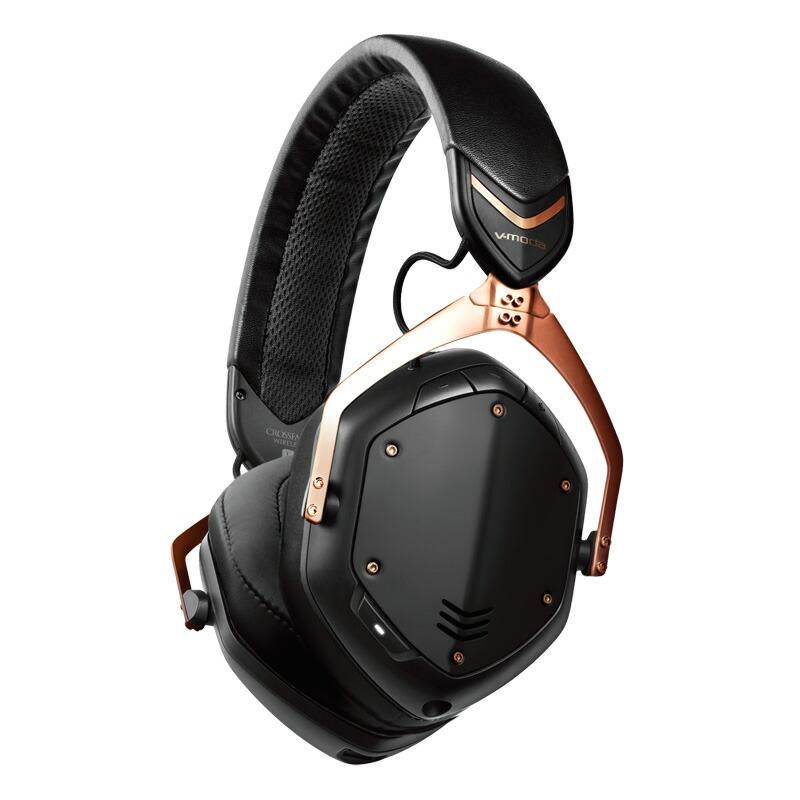 V-MODA Crossfade II Wireless CodexEdition【Rose Gold Black】【国内正規品1年保証】