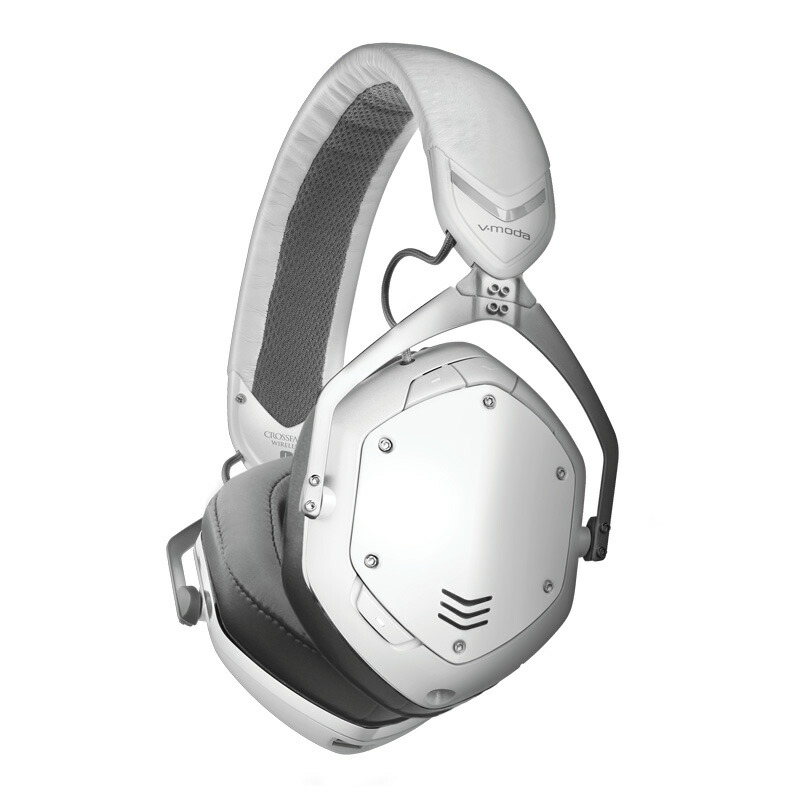 V-MODA Crossfade II Wireless CodexEdition【Matte White】【国内正規品1年保証】