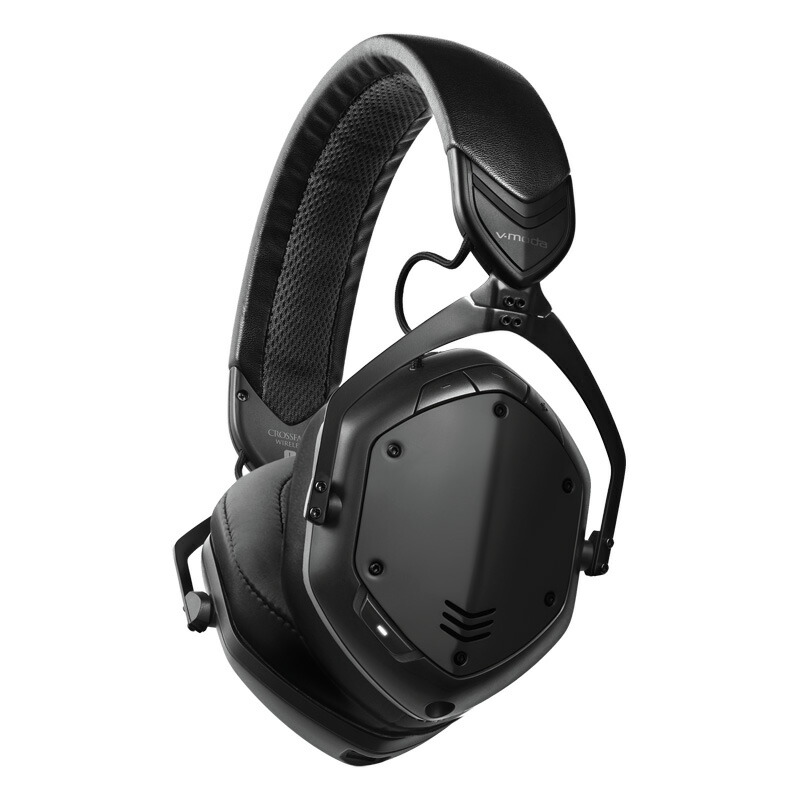 V-MODA Crossfade II Wireless CodexEdition【Matte Black】【国内正規品1年保証】