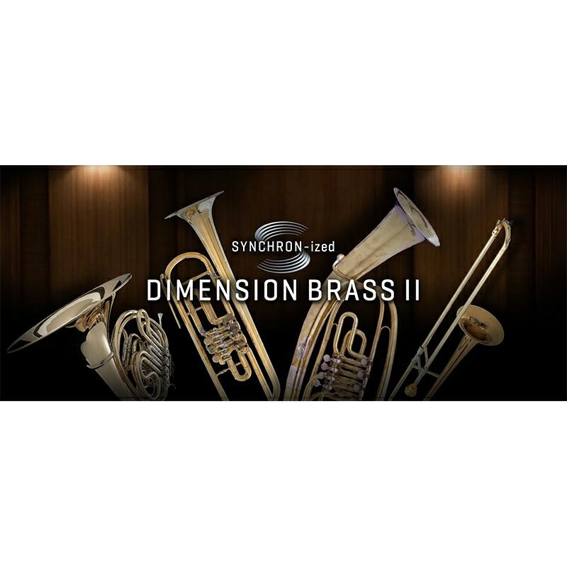 Vienna SYNCHRON-IZED DIMENSION BRASS 2【簡易パッケージ販売】