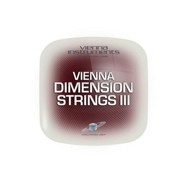 Vienna VIENNA DIMENSION STRINGS 3【簡易パッケージ販売】【4/25正午までの期間限定特価】