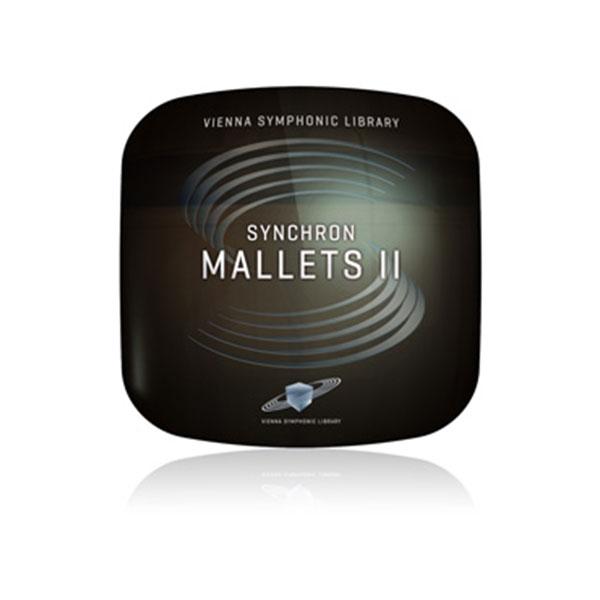最新鋭スタジオ シンクロンステージ のマレット音源第二弾 激安 激安特価 送料無料 Vienna 格安 MALLETS 簡易パッケージ販売 II SYNCHRON