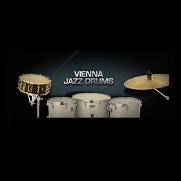 Vienna VIENNA JAZZ DRUMS【簡易パッケージ販売】