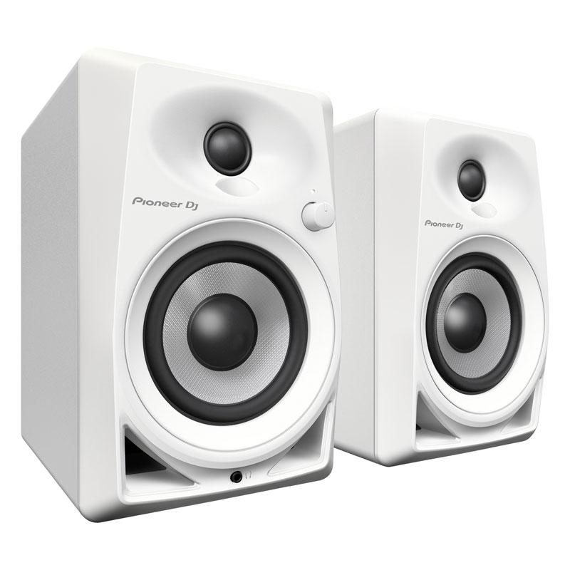 Pioneer DJ DM-40-W【ペア】