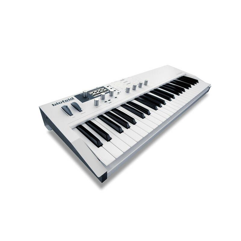 Waldorf Blofeld Keyboard(Virtual Analog Synthesizer)【White Version】
