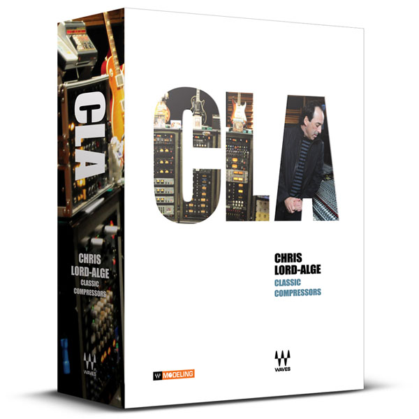 WAVES CLA Classic Compressors【WAVESプロモーション特価】【p5】