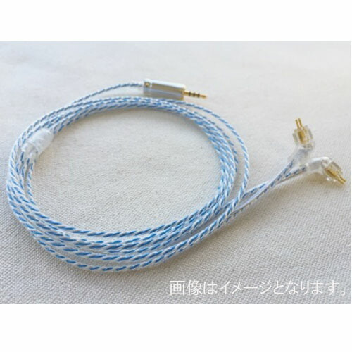 WAGNUS. Water Lily for singlend 3.5mm SHURE MMCX用【受注生産品】