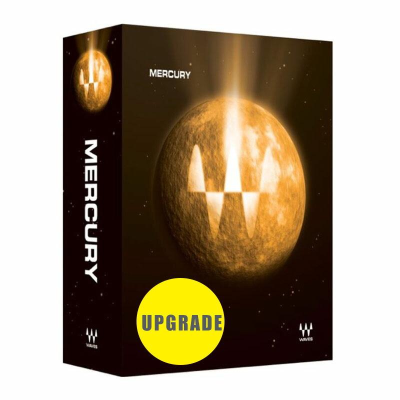 WAVES Mercury Upgrade from Horizon(オンライン納品専用) ※代金引換、後払いはご利用頂けません。【要・アップグレード元製品ご登録】【p5】