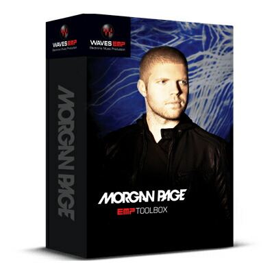 WAVES Morgan Page EMP Toolbox【WAVESプロモーション特価】【p5】