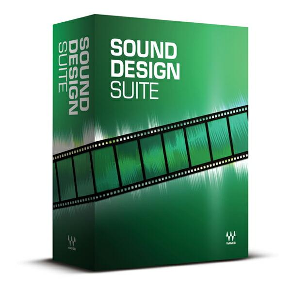 WAVES Sound Design Suite【WAVESプロモーション特価】【p5】
