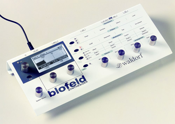 Waldorf Blofeld Synthesizer(BLOFELD DESKTOP)
