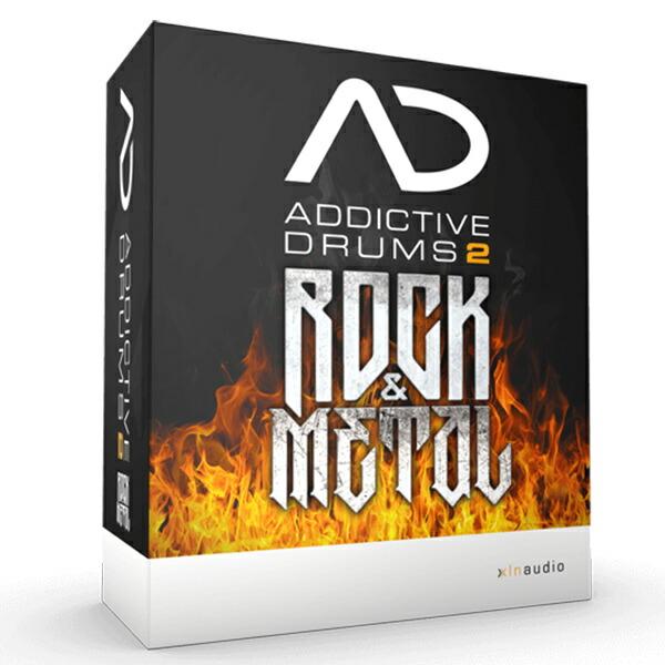 XLN Audio Addictive Drums 2 Rock Edition Rock & Metal Edition 2 (オンライン納品専用)※代金引換、後払いはご利用頂けません。【送料無料】, シバタシ:a242049a --- djcivil.org