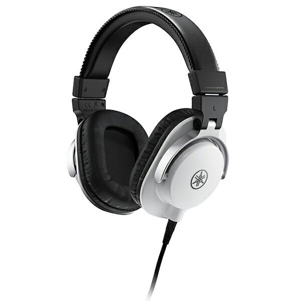 YAMAHA HPH-MT5 White(スタジオモニターヘッドホン)