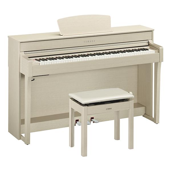 YAMAHA CLP-635WA【ホワイトアッシュ調】【電子ピアノ】※代金引換はご利用頂けません。