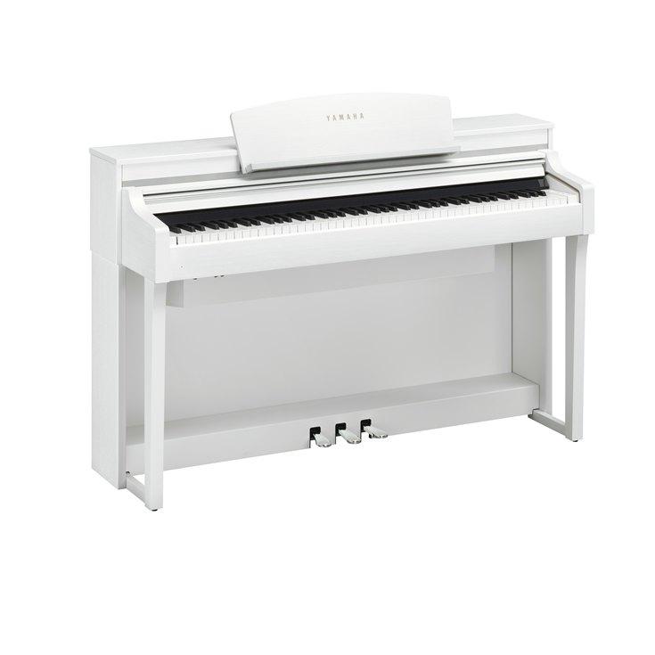 YAMAHA CSP-170WH【ホワイトウッド調】【電子ピアノ】※代金引換はご利用頂けません。【8月上旬以降据付予定】