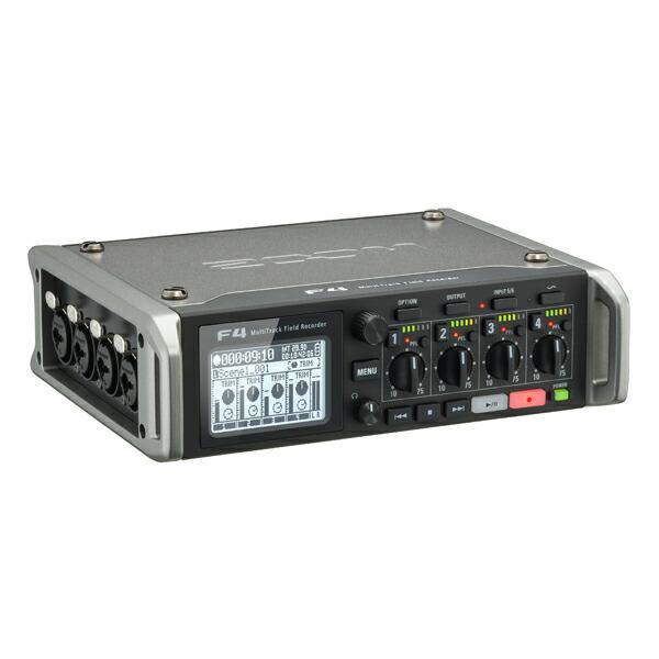 ZOOM F4 (MultiTrack Field Recorder)