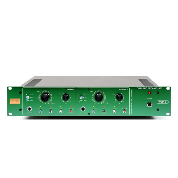 Vertigo Sound VSP-2 - マイクプリ 【受注発注品・納期 約3~4週間】