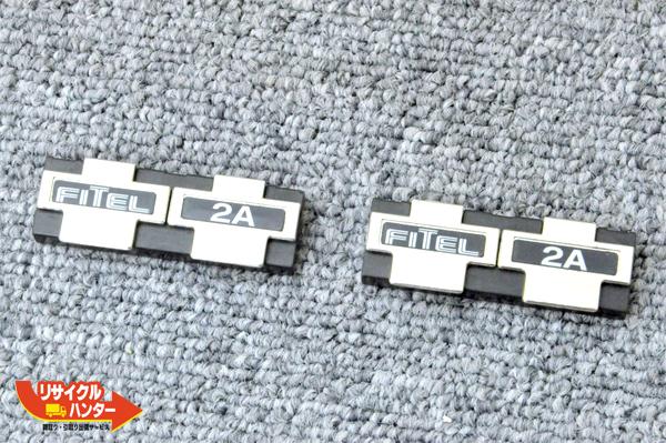 FITEL/古河電工 ファイバホルダ 2A■2心用■光ファイバ融着接続機 S199M4、M8に使用■