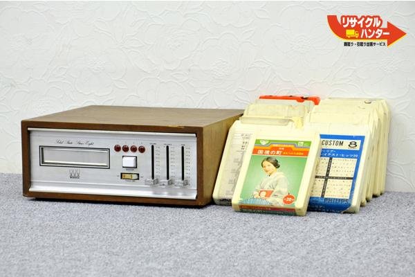 MISHIKA ミシカ ソリッドステートステレオ8 テープカートリッジ