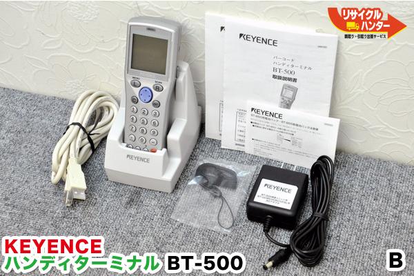 キーエンス/KEYENCE ハンディ スキャナ BT-500■通信ユニット付