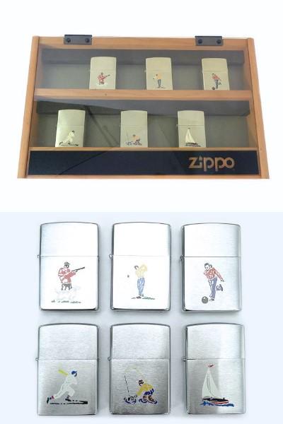 【未使用品】【送料無料】Zippo/ジッポー クラシックスポーツコレクション6点セット【中古】, FONTANA(フォンターナ):2de8a578 --- officewill.xsrv.jp