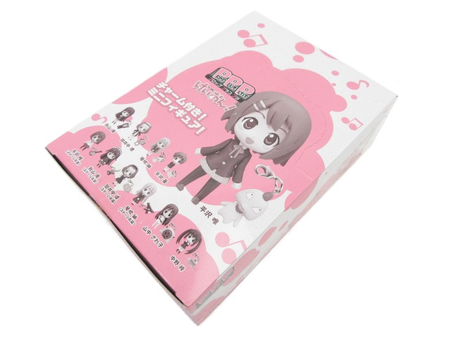 【未開封品】プロッププラスプチ けいおん!10個入りBOX【中古】