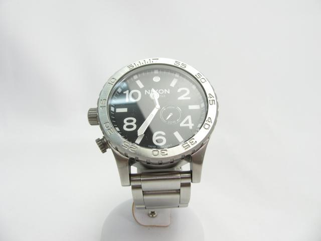 【送料無料】NIXON/ニクソン クォーツアナログ腕時計 中古