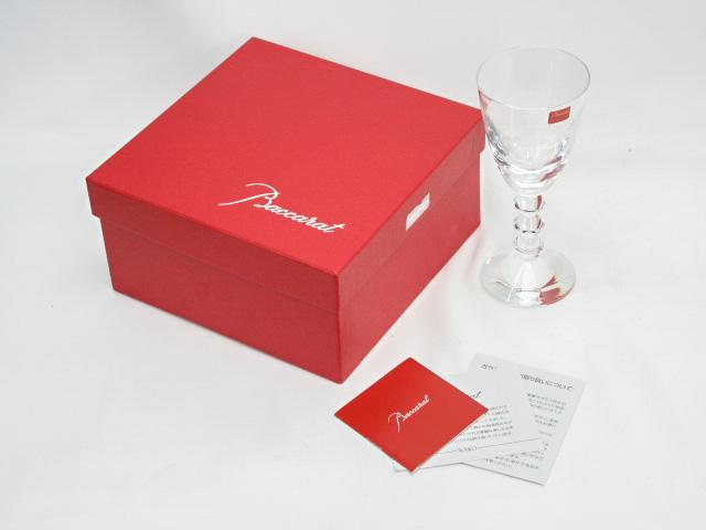 【送料無料】【未使用品】Baccarat/バカラ ベガ ラージワイングラス ペア 【中古】