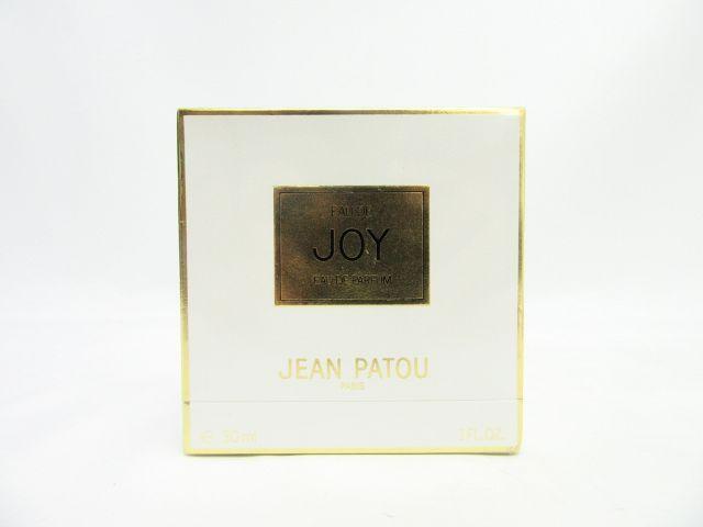 【送料無料】【未使用品】【未開封品】JAEN PATOU/ジャンパトゥ オードパルファム30ml 【中古】