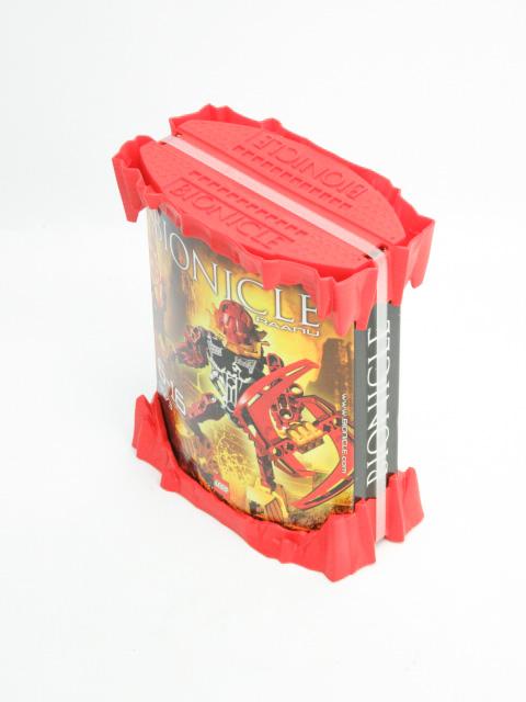 【送料無料】【未開封品】 LEGO/レゴ BIONICLE RAANU 6-16 8973 【中古】