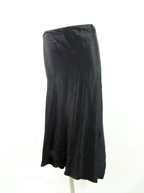 【送料無料】GUCCI/グッチ シルク100%カットスカート(Mサイズ) 【中古】