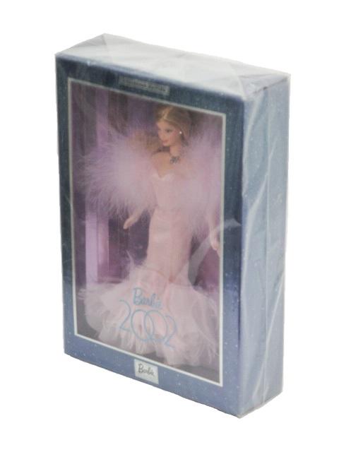 送料無料 未開封品 未使用品 MATEL/マテル Barbie COLLECTIBLES Doll 2002 バービー コレクティブルズ ドール 2002 中古
