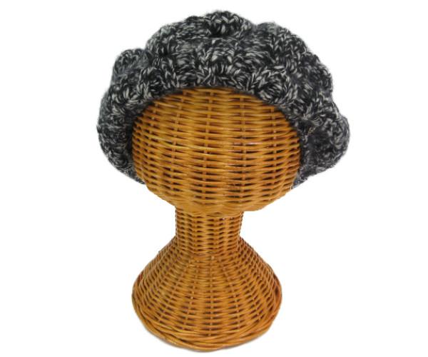 送料無料 HELENKAMINSKI/ヘレンカミンスキー ベレー帽 (ONE) 中古