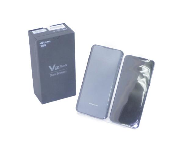未使用品 LG V60 ThinQ 5G SIMロック解除済み 中古 送料無料