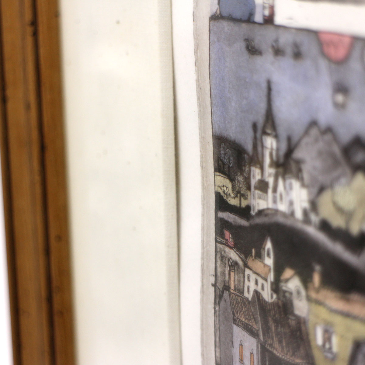 Graham Clarke グラハム・クラーク 銅版画ワイン物語エディションナンバー 279 300部限定 本人サイン8nPkOX0w