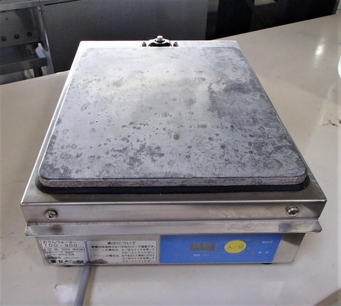 【中古】 おでんウォーマー (下部のみ) タニックス TDO-900 2015年製 単相100V 幅250×奥行350×高270 (No.6180) 業務用 厨房機器 送料無料